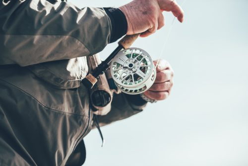Social Distancing or Fly Fishing Distancing