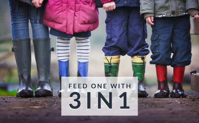 Feed One with 3IN1