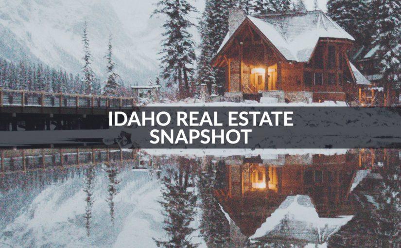 Idaho Market Statistics | December 2020