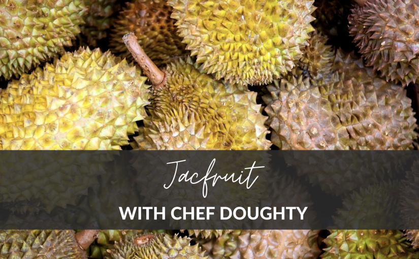 In the Kitchen with Chef Doughty